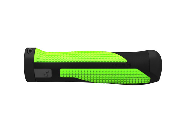 Cube Natural Fit Race Griffe black'n'green